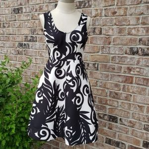 NWT Plenty By Tracy Reese Mona Fit n Flare Dress 4